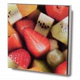 Tablou decorativ pentru bucatarie Nava model fructe