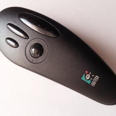 Logitech TrackMan Live mouse presenter wireless