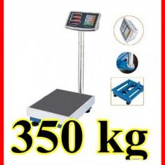 CANTAR PLATFORMA ELECTRONIC 350 KG +PROTECTIE DISPLAY - Cantar de Bucatarie