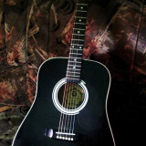 Chitara Hora neagra - Chitara acustica