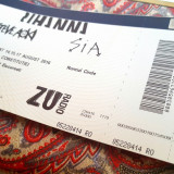 Bilet abonament 3 zile The Event - RIHANNA, SIA, STEVE AOKI, SELAH SUE, OH LAND - Bilet concert
