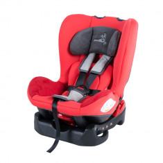 Scaun auto 0-18 kg DhsBaby Voyage - Scaun auto bebelusi grupa 0+ (0-13 kg) DHS Baby, In sensul directiei de mers