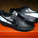 Adidasi Nike Air Force negru