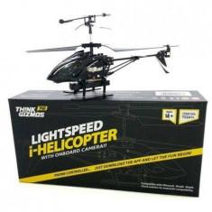 Generic Jucarie Elicopter controlat prin smartphone iHelicopter iCam (cu camera video) iHeliCam