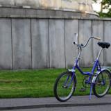 Bicicletă MMB3 (Tip Pegas) recondiționată, pliabilă. - Bicicleta pliabile, 20 inch, Numar viteze: 1