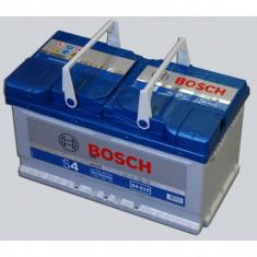 Baterie BOSCH S4 80Ah 740A - Baterie auto