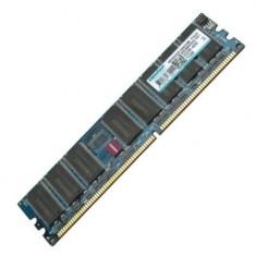 Memorie 1Gb DDR1 - 8 bucati disponibile - Memorie RAM Kingmax