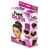 Hot Buns Burete Negru pentru Coc