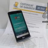 LG Leon ! Factura si Garantie! Posibilitate Rate! - Telefon LG, Gri, Neblocat