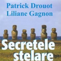 Patrick Drouot - Secretele stelare ale insulei Pastelui - 513976 - Carte Hobby Astrologie lucman