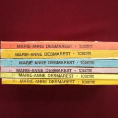 Roman dragoste - Marie-Anne Desmarest - Torente - 583140