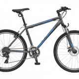 Bicicleta DHS TERRANA 2625, mountain bike HT, cadru aluminiu, model 2015
