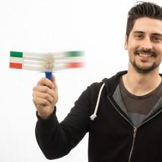 Pârâitoare Steagul Italiei