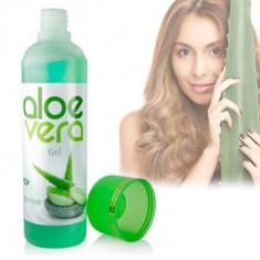 Gel cu 100% Aloe Vera - Crema de fata