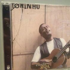 TONINHO - ADORADA ESTRELA GUIA(1996/TOB REC/SUISSA) - CD/ORIGINAL - Muzica Jazz Altele