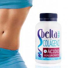 Supliment Alimentar cu Colagen și Acid Hialuronic Sbelta Plus (120 comprimate)