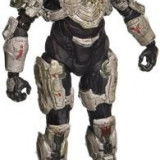 Figurina Halo 4 Series 3 Commander Palmer Action
