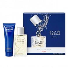 Rochas - EAU DE ROCHAS HOMME LOTE 2 pz - Parfum barbati