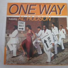 One Way – Al Hudson And The Partners _ vinyl, LP, album, Olanda soul, disco, funk - Muzica R&B Altele, VINIL