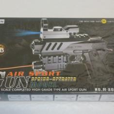 Pistol de jucarie - Pistol cu bile air sport M-8038