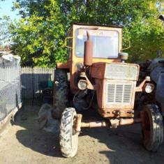 Tractor U650 si plug - Utilitare auto