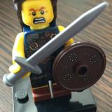 Lego Minifigurine - Lego Minifigures Minifigurine Series 6 8827 Highland Battler