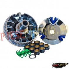 Variator fata 9 bile+curea+arcuri Super Speed Minarelli/Yamaha PP Cod Produs: 2416411PO - Variomatic Moto