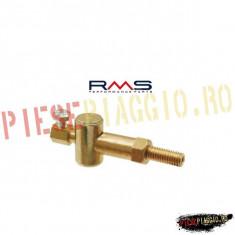 Prindere cablu frana spate scuter (punga de 10 buc.-pret pe 1buc.) PP Cod Produs: 121858120RM - Accesorii Cabluri Moto