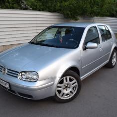 Vand Golf 4 inmatriculat - taxa platita nerecuperata - Autoturism Volkswagen, An Fabricatie: 2002, Benzina, 183000 km, 1598 cmc