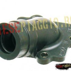 Flansa admisie Minarelli orizontal PP Cod Produs: 1202225 - Piese injectie Moto