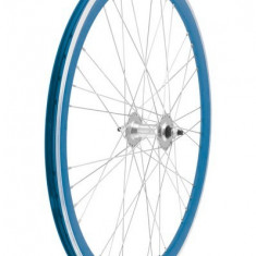 Set Roti Fixie 700, culoare albastre, spite 9x4 PB Cod Produs: 40706BSSKRM