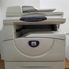 Multifunctional alb-negru A3/A4 Xerox WorkCentre 5020 + Kit retea