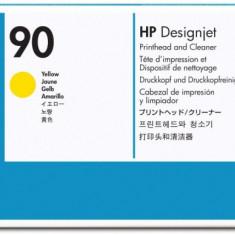 Printhead Original Yellow HP C5057A (Nr 90) HP Designjet 4000 / 4000ps / 4500 / 4500ps /4500mfp - Cartus imprimanta