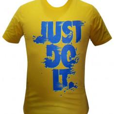 Tricou Nike Top Just Do it-Tricou Original-Tricou Barbat-Marimea L - Tricou barbati Nike, Marime: L, Culoare: Din imagine