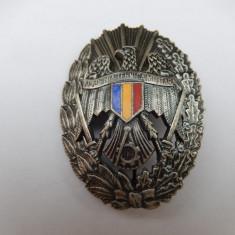 Insigna Academia Tehnica Militara, model 1990