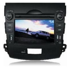 Unitate auto Udrive multimedia navigatie (DVD, CD player, TV, soft GPS) dedicata pentru Mitsubishi Outlander - UAU17532 - Navigatie auto