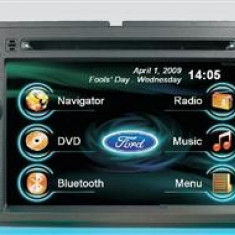 Unitate auto Udrive multimedia navigatie (DVD, CD player, TV, soft GPS etc.) dedicata pentru Ford Fusion - UAU17605 - Navigatie auto