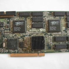 Placa video PCI 3DFx Voodoo vintage, colectie