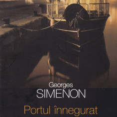 Georges Simenon - Portul innegurat - 600496 - Roman