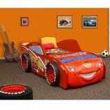 Pat copii masinuta McQueen CARS - Pat tematic pentru copii Altele, Altele, Alte dimensiuni, Rosu