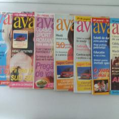LOT 8 REVISTE AVANTAJE+TIPARE/2000 - Revista moda