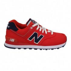 NEW BALANCE 574 RED - Adidasi barbati New Balance, Marime: 43, 45