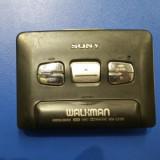 Walkman SONY WM-EX510 Japan + Caseta BASF LH-EI 120 Colectie - Casetofon