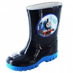 Cizme de cauciuc Thomas Disney 27 - Cizme copii, Negru