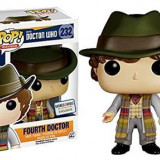Figurina Doctor Who 4Th Doctor Jelly Beans Exclu Pop 10Cm