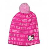 Caciula Hello Kitty 6259 Disney Roz inchis - Caciula Copii