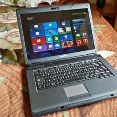 Laptop Toshiba Satellite L300-windows 8, webcam, DDR2, sata, 15-15.9 inch, Intel Core Duo, 2001-2500 Mhz, 2 GB