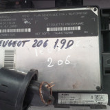 Peugeot 206 1.9d 9641390180 9644710280
