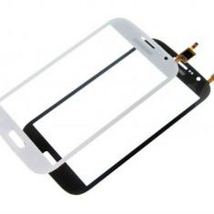 Touchscreen Samsung Galaxy Core I8260 Alb Original geam - Touchscreen telefon mobil