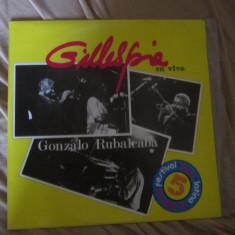 Vinil dizzy gillespie y gonzalo rubalcaba - Muzica Jazz Altele